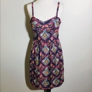 J. CREW Dress Sweetheart Neckline Size 2